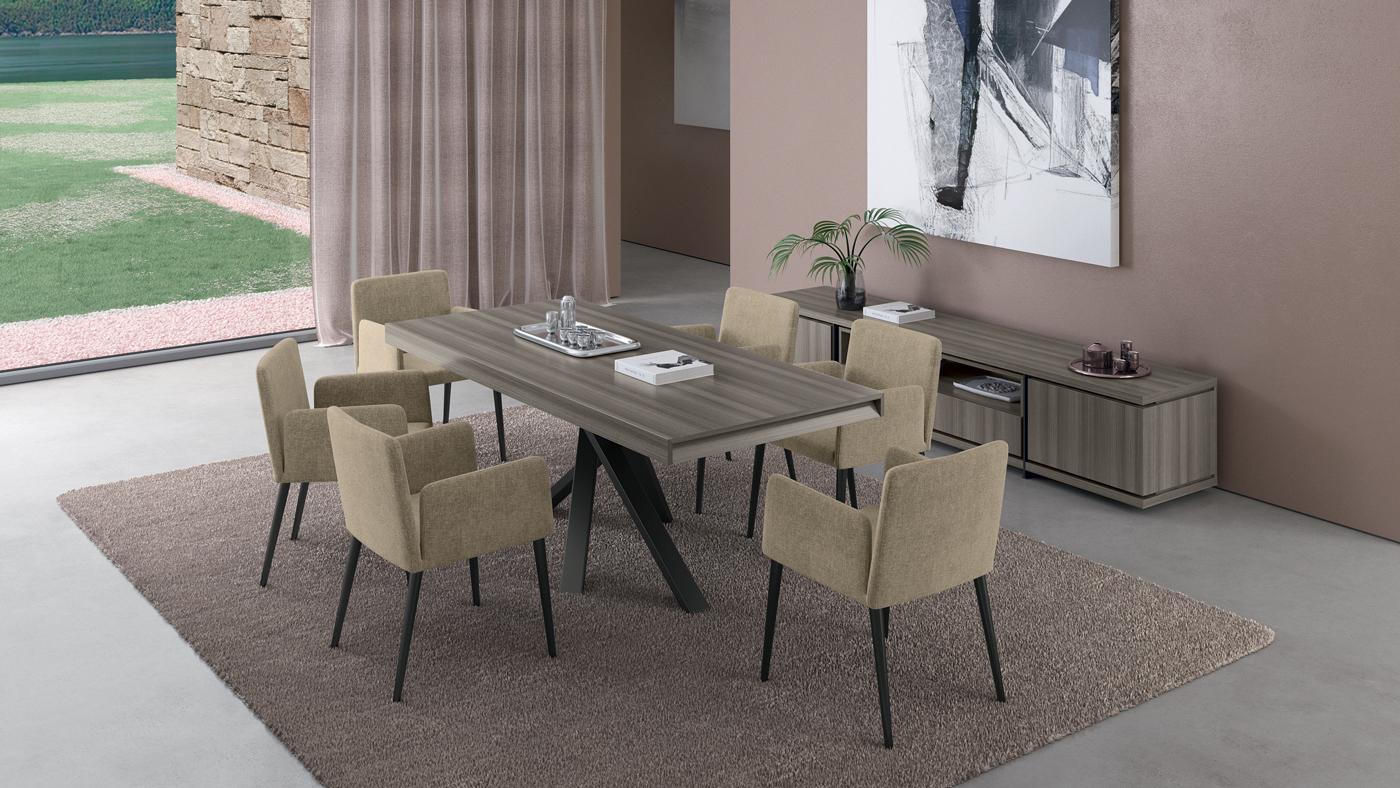 Tavolo da pranzo Kris   Febal Casa